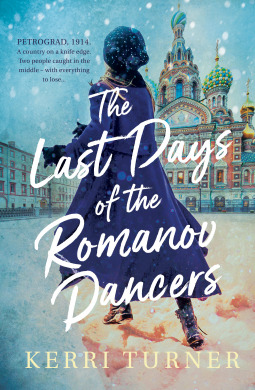 The Last Days of the Romanov Dancers book cover