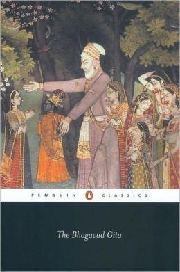 The Bhagavad Gitat book cover