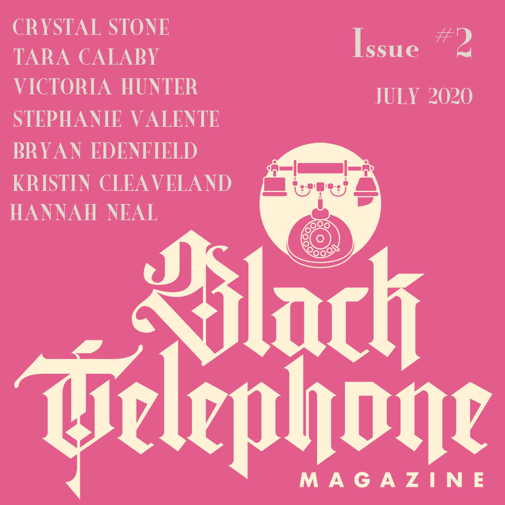 Black Telephone magazine