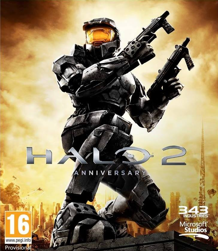 Halo 2 Anniversary cover